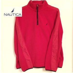 Nautica Men's Fleece Sweatshirt